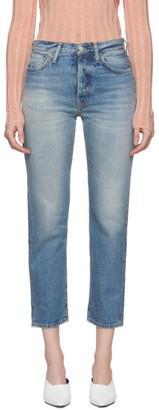 Acne Studios Blue Bla Konst 1997 Trash Jeans
