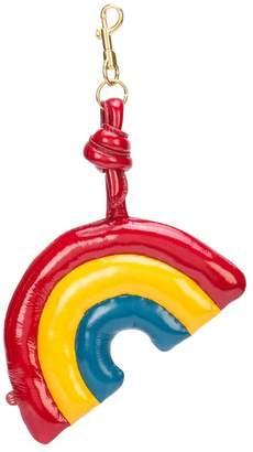 Anya Hindmarch Rainbow keychain