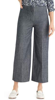 J.Crew Collection Crop Trousers