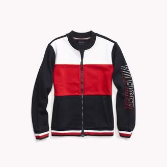 Tommy Hilfiger Knit Bomber Jacket