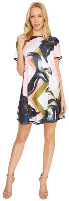 Ted Baker Ariena Eden Short Sleeve Dress Women's Dress