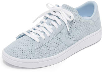 Converse Pro Leather Perf Suede OX Sneakers $85 thestylecure.com