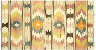 One Kings Lane Vintage Anatolian Kilim - 3'3 x 6'3