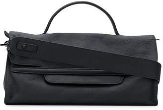 Zanellato top handle clutch bag