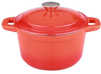 Berghoff Neo Cast Iron Round Covered Dutch Oven