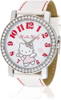 Hello Kitty Girl's Watch Makurazaki White HK3174-111