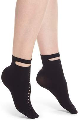 Oroblu Calzino Abstract Belted Ankle Socks