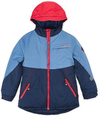 Big Chill Boys Heavyweight Ski Jacket-Big Kid