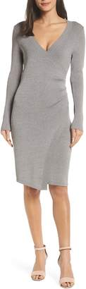 Adelyn Rae Sharine Sweater Dress
