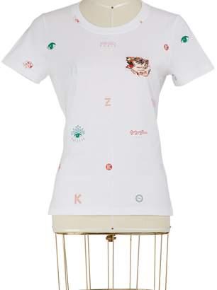Kenzo Cotton multi icon T-shirt
