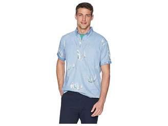 Reyn Spooner Tradwinds Regatta Classic Pullover Hawaiian Shirt