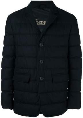 Herno quilted blazer