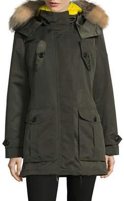 1 Madison Fur Trimmed Jacket