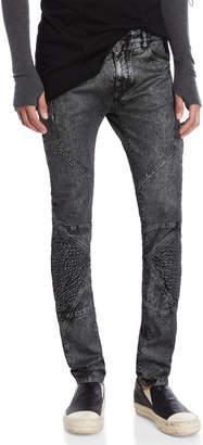 Kolonko Silver-Tone Jeans