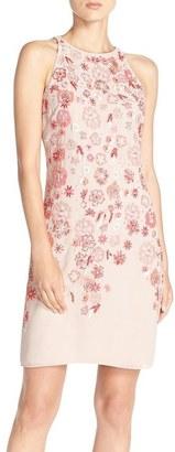 Aidan Mattox - Embellished Halter Neck Dress 54472670 $825 thestylecure.com