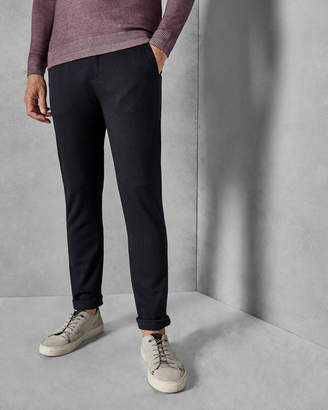 Ted Baker WILLHTT Tall slim fit textured trousers