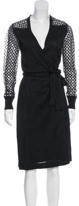 Diane von Furstenberg Linda Lace Dress