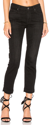 7 For All Mankind Release Hem Straight Ankle $189 thestylecure.com