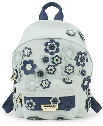 Zac Posen Women's Eartha Floral Zip-Around Backpack