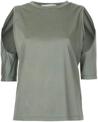 Dion Lee utility contour T-shirt