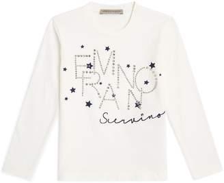 Ermanno Scervino Star Print T-Shirt