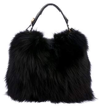 Tom Ford Fox & Alligator Hobo