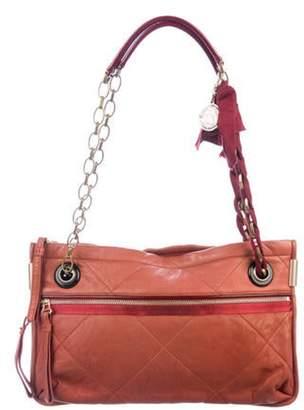 Lanvin Amalia Shoulder Bag Terracotta Amalia Shoulder Bag