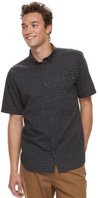 Vans Men's Wild Open Button-Down Shirt