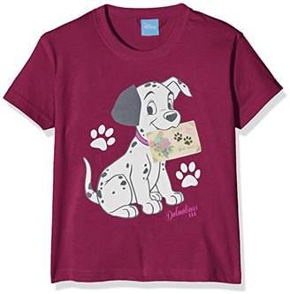 Disney Girl's Puppy Post T-Shirt