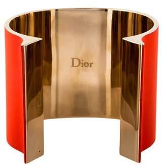 Christian Dior Open Cuff