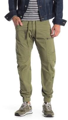 G Star Powel Qane 3D Straight Tapered Cuffed Jeans