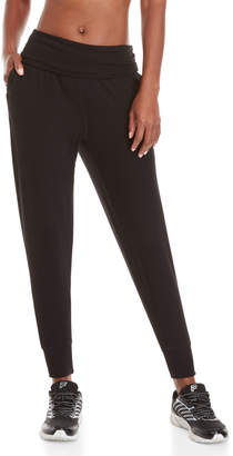Gaiam Black Piper Crop Harem Pants