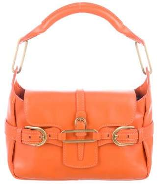 Jimmy Choo Leather Tulita Handle Bag