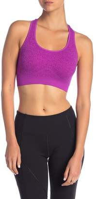 8a161dd582080 Fila Running With Roses Seamless Sports Bra