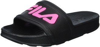 Fila Girls' Slide Sandals - , 6 youth