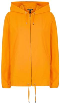 Eileen Fisher Marigold Hooded Shell Jacket