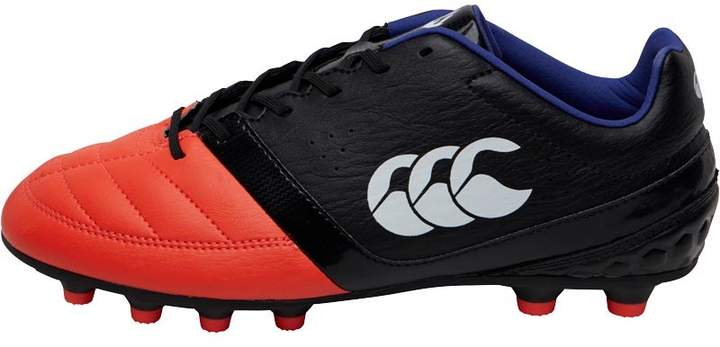 Junior Phoenix Club Moulded FG Rugby Boots Black