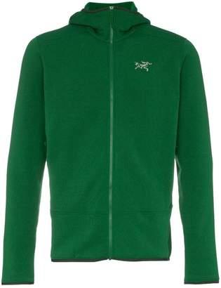 Arc'teryx Green Kyanite hd Hooded Jacket