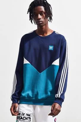 adidas Premier Crew Neck Sweatshirt