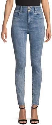 J Brand Super High-Rise Skinny Jeans