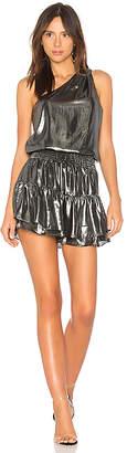 Krisa Seymore Ruffle Dress