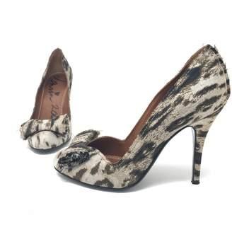 Lanvin Cloth heels