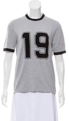 Michael Kors Casual Varsity T-Shirt w/ Tags