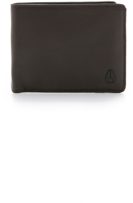 Nixon Pass 3 in 1 Wallet $40 thestylecure.com
