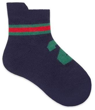 Gucci Baby stretch cotton 25 socks