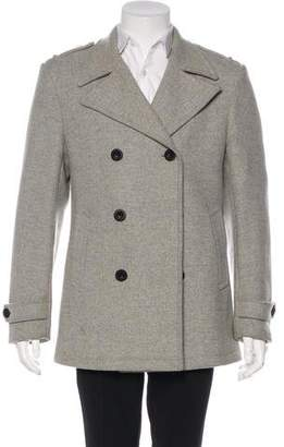 Theory Wool & Cashmere Peacoat