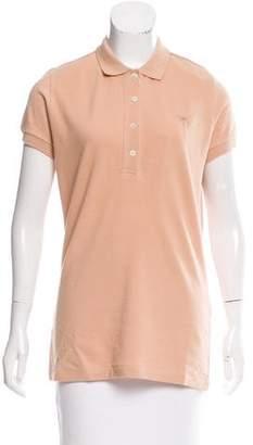 Tomas Maier Short Sleeve Polo Top w/ Tags
