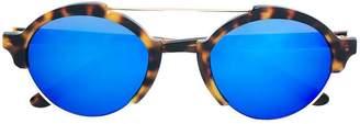 Illesteva round frame sunglasses