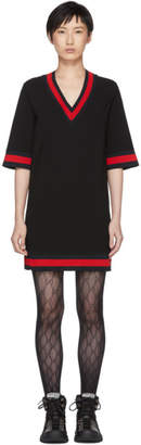 Gucci Black Short Webbing Dress