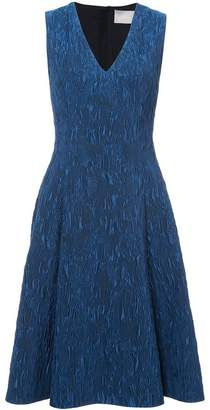 Jason Wu Collection flared V-neck dress